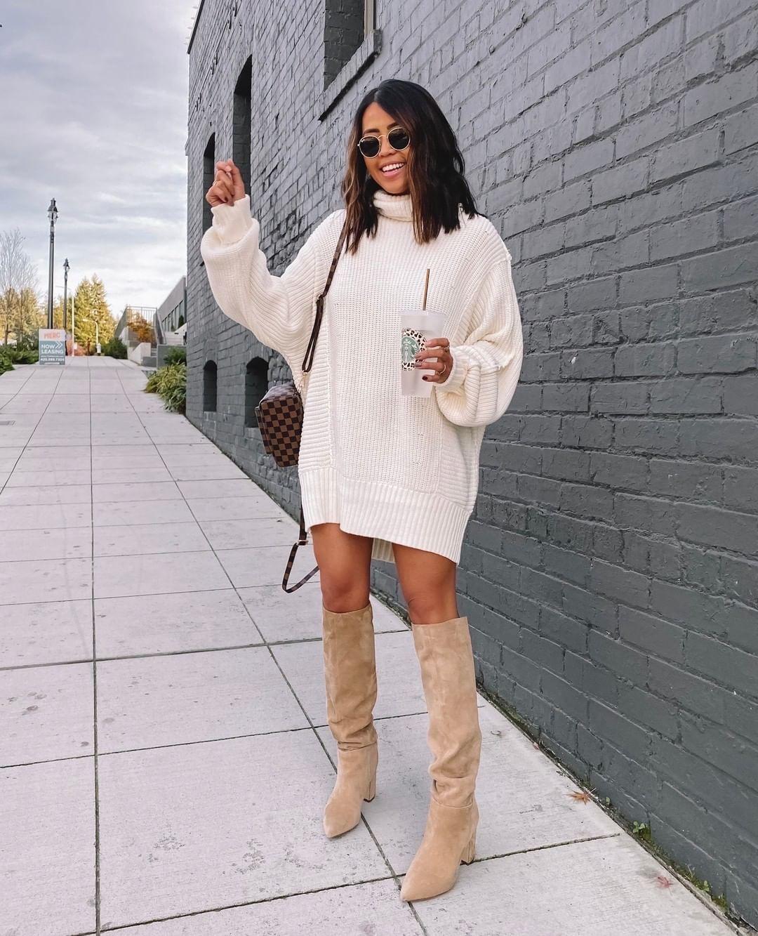 Осенняя обувь: 7 комфортных моделей на каждый день. Ботфорты