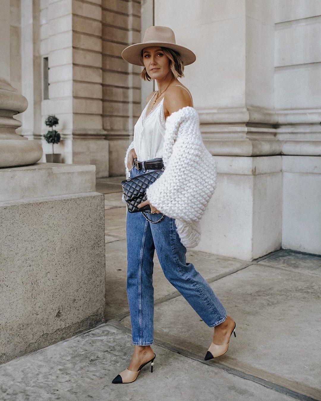 Элегантные образы от модного блогера Жюстин фото2